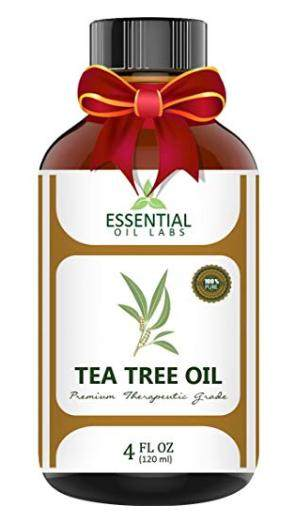 tea tree oil for yeast infections