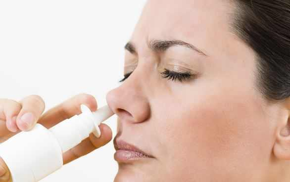 Nasal sprays can help stop post nasal drip