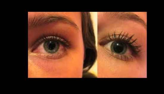 Vaseline growing eyelashes before and after photos