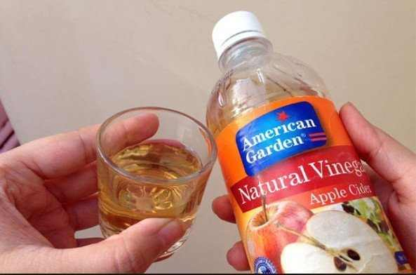 apple cider vinegar for teeth whitening
