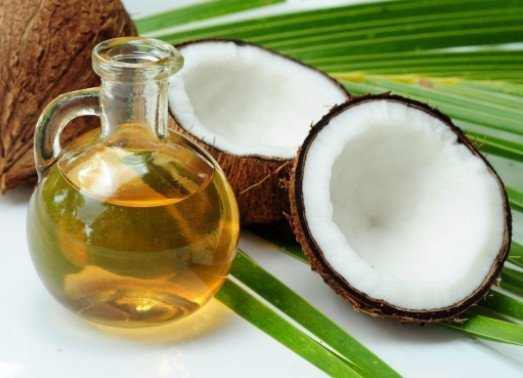 coconut oil for vaginal itching