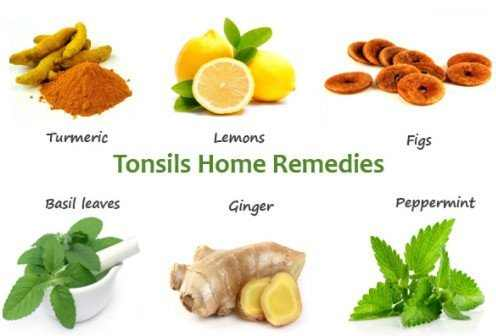 Best home remedies for tonsillitis pain