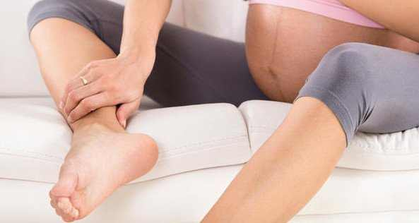 hot hands and feet during pregnancy
