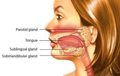 Swollen Gland under Tongue, Causes, Symptoms, white tongue