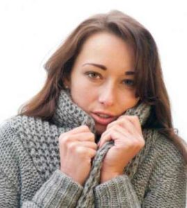 Chills without Fever, Causes, Symptoms, treatment and How to Stop