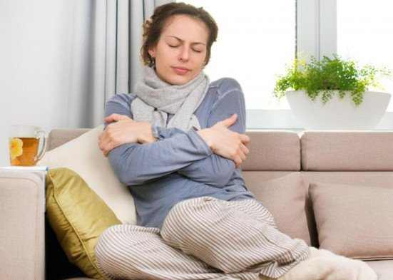 How to treat chills without fever?