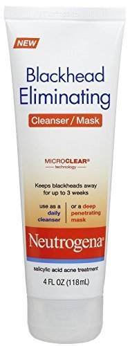 Neutrogena Blackhead Eliminating Cleanser Mask