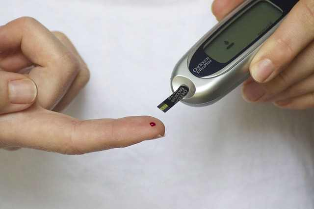 Diabetes can be a cause of Purple Nail Beds