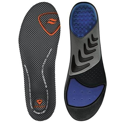 Sof Sole Airr Orthotic Full-Length Performance Shoe Insoles