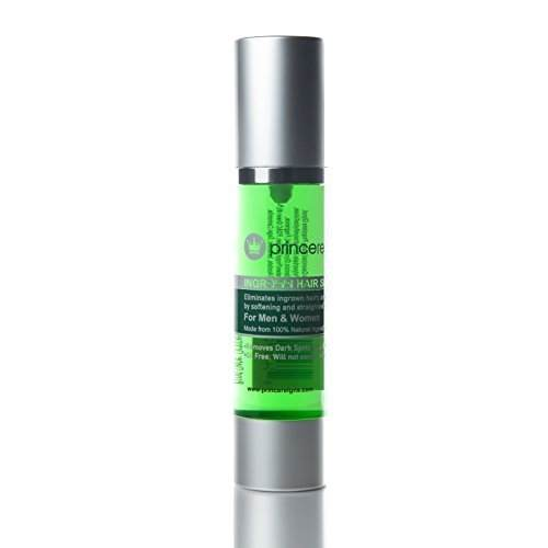 Princereigns Ingrown Hair and Razor Bump Serum, For Daily Use