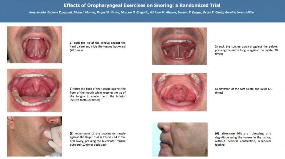 Exercises for Snoring: Tongue & Throat Workouts That Stop Snoring