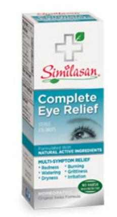Similasan Complete Eye Relief