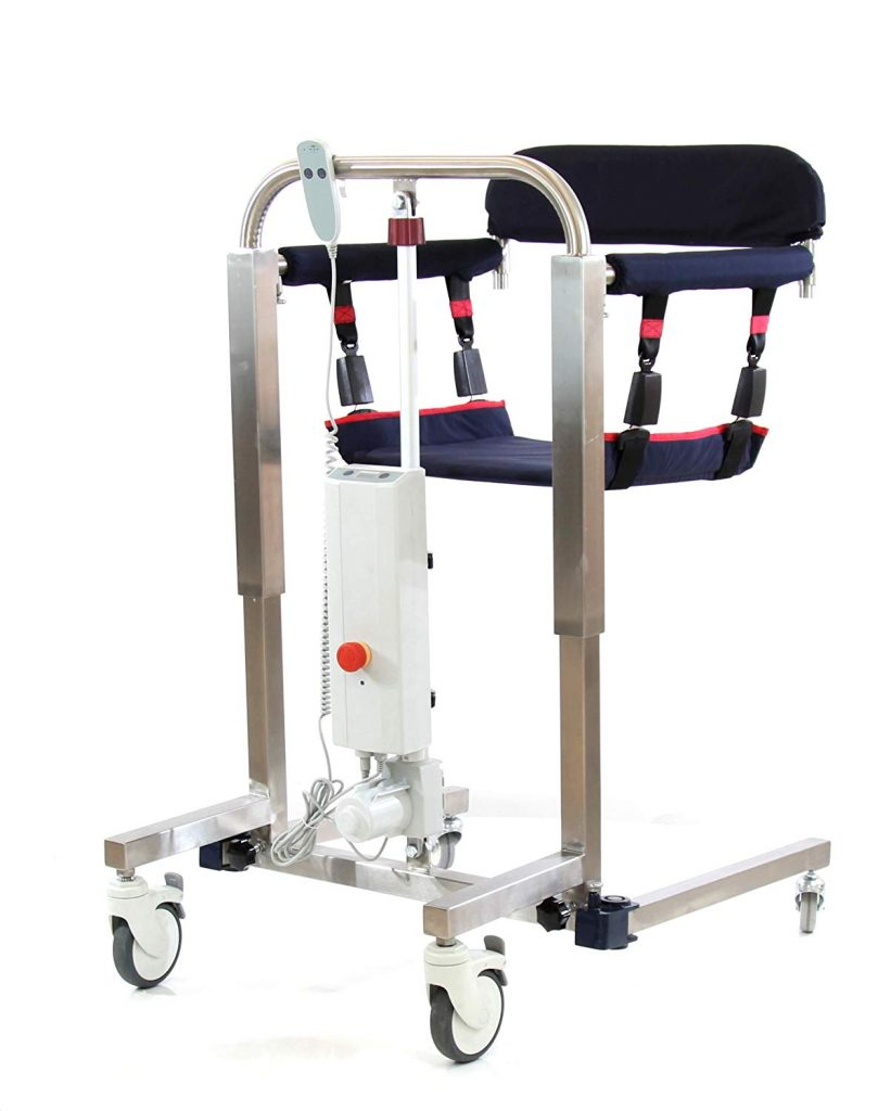 2019 New ComfyGo Ultra Lightweight Patient Lift