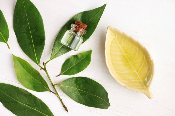 Camphor is one of home remedies for runny nose