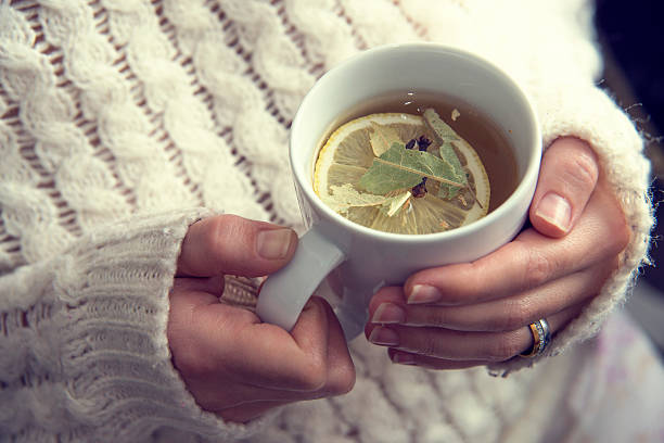 Herbal Teas as a home remedy for running nose