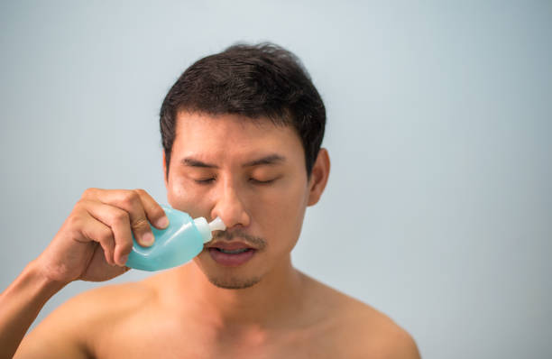Neti Pot - home remedy for a running nose