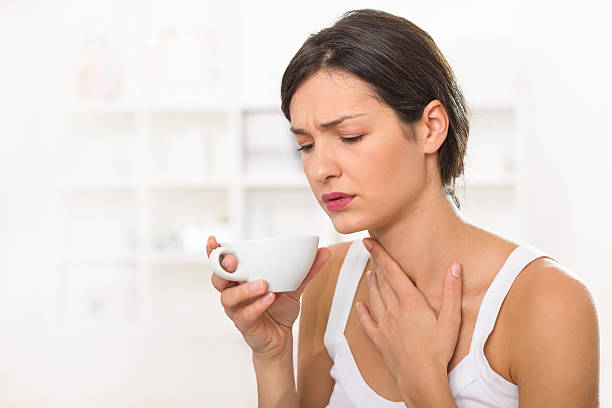 Sore throat that comes causes and treatment