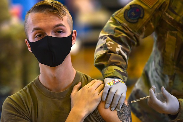 Army Soldiers Refuse COVID-19 Vaccine